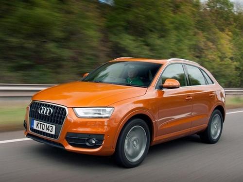 Audi q3 tekniset tiedot – Moderni auto