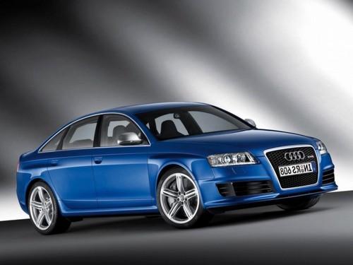 Audi rs6 tekniset tiedot