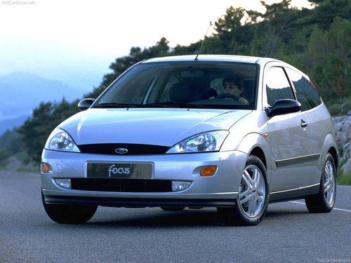Ford focus 2002 tekniset tiedot