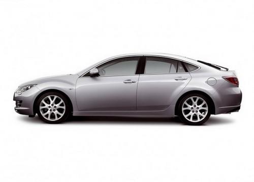 Mazda 6 2006 tekniset tiedot